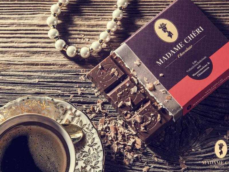 Madame Cheri Schokoladen Tafelschokolade