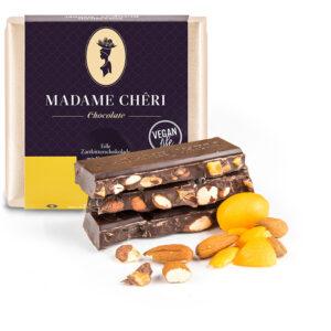 Schokolade Kumquat Mandel