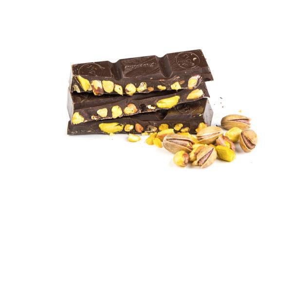 Zartbitterschokolade Pistazie Vegan