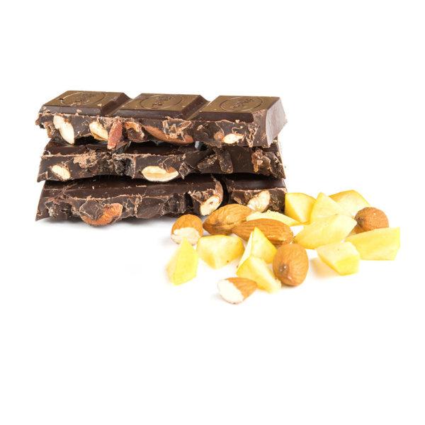 Schokolade Quitte Mandel Vegan