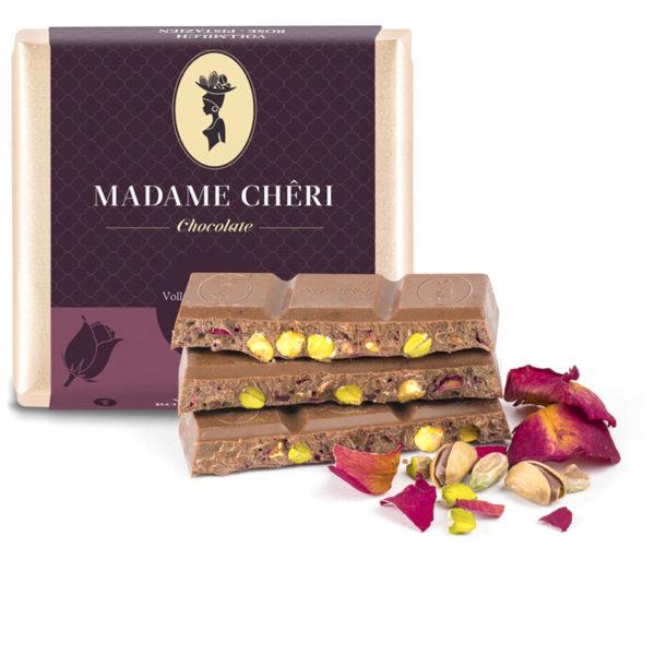 Pistazie Rose Schokolade